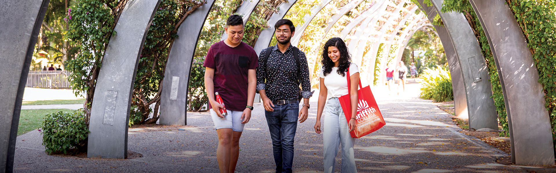 <strong>Get a head start</strong> on YOUR JOURNEY to Griffith University